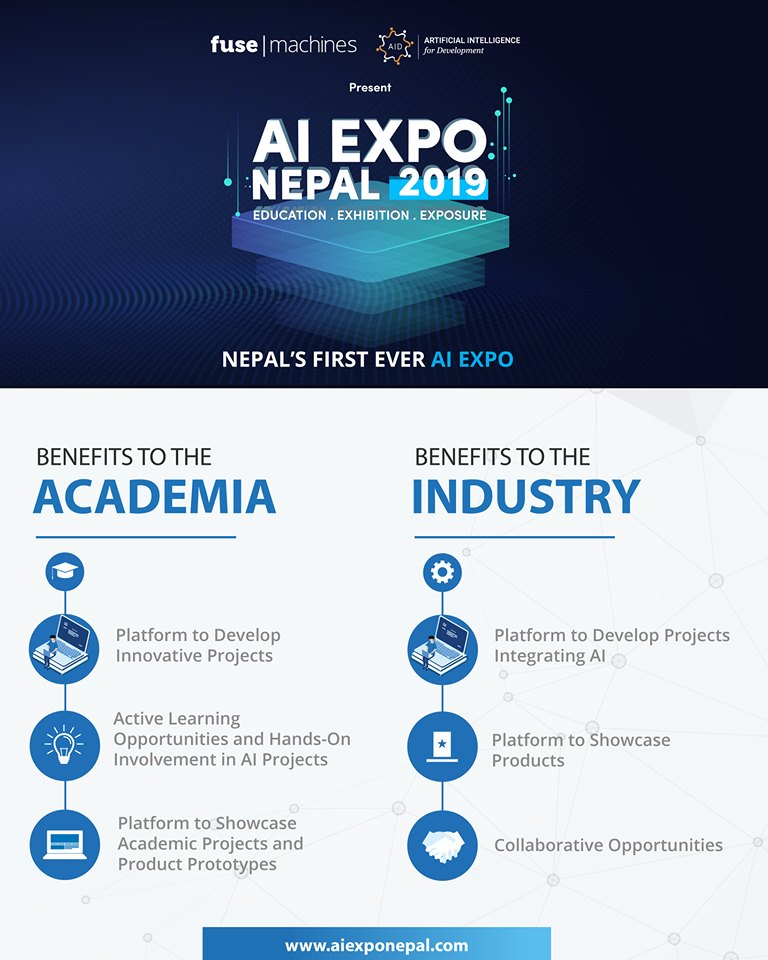 AI Expo nepal, artificial intelligence nepal, Nepal artificial intelligence