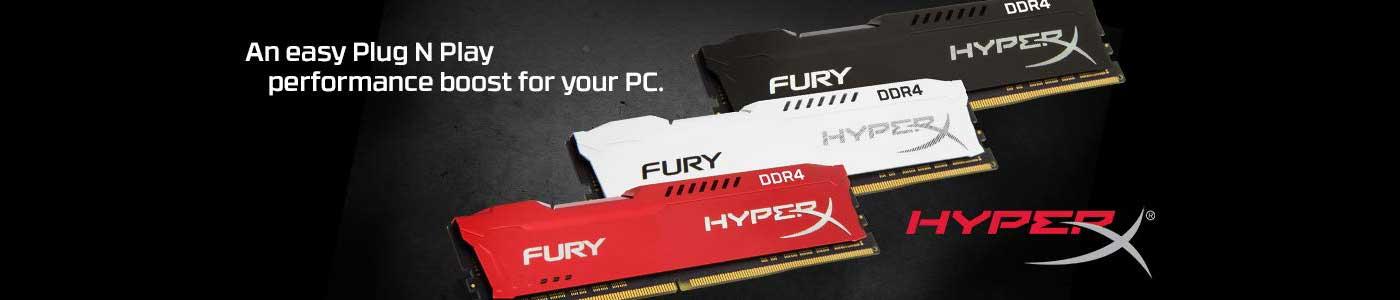 HyperXFury Ram