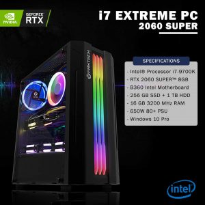 intel gaming pc, intel i7 pc, i7 9700K pc, gaming pc nepal, intel gaming pc nepal