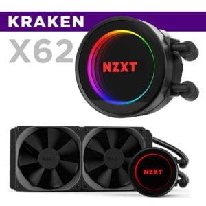 NZXT Kraken X52 240mm AIO RGB CPU Liquid Cooler , nzxt , nzxt kraken , nzxt kraken x52, nzxt kraken x62, nzxt x62, nzxt nepal , kraken nepal, nzxt x52 nepal