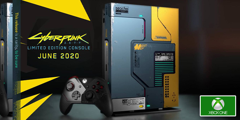 xbox cyberpunk, cyberpunk limited edition , cyberpunk xbox one, xbox latest launch , xbox latest, cyberpunk latest