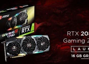 msi, gaming z trio , msi 2080 ti gaming z trio , msi nepal, MSI latest launch , msi latest graphics card, msi 16 GB Graphics Card,