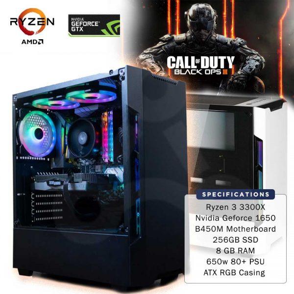 ryzen gaming pc nepal, 3300x gaming pc, 3300x nepal, price of gaming pc