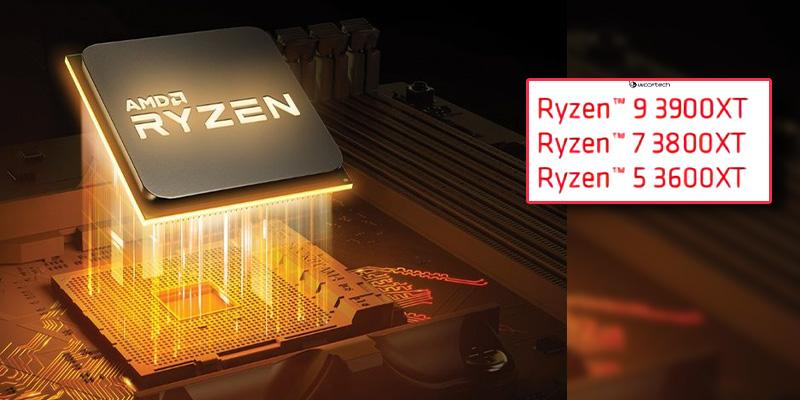AMD Matisse Refresh desktop processors, amd ryzen 3000 mattise refresh desktop processors, 3900Xt, 3800xt, 3600xt, mattise processors nepal, amd xt processors price in Nepal, ryzen 9 3900XT price in nepal