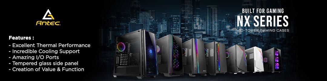 antec-nx-series-banner-aliteq-nepal, Antec power supply, antec gaming casings, antec cooling, antec liquid cooling, antec gaming series nepal, antec Nepal, antec torque price in nepal