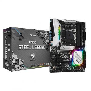 asrock, asrock nepal, asrock steel legend price in nepal, asrock b450 steel legend nepal