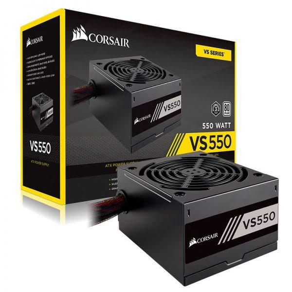 vs550, 550w psu, 550w power supply, corsair, corsair nepal, corsair power supply price in nepal
