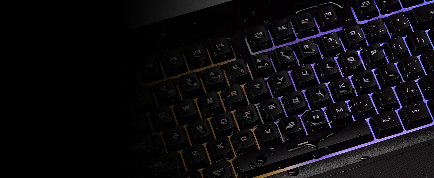 CORSAIR K55 RGB Gaming Keyboard, corsair , corsair nepal