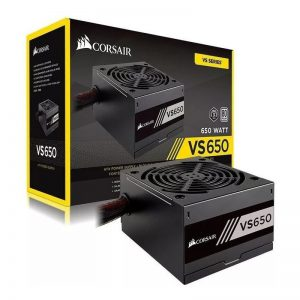 vs650, 650w psu, 650w power supply, corsair, corsair nepal, corsair power supply price in nepal