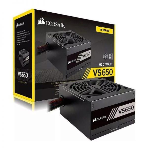 vs650, 650w psu, 650w power supply, corsair, corsair nepal, corsair power supply price in nepal