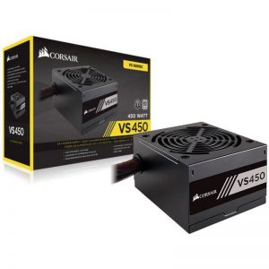 vs450, 450w psu, 450w power supply, corsair, corsair nepal, corsair power supply price in nepal
