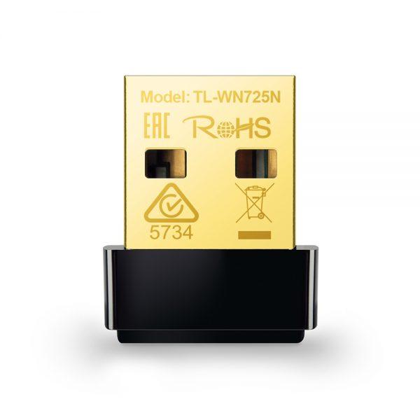 TP Link TL-WN725N V3 150Mbps Wireless Nano USB Adapter, wifi adapter, wifi adapter nepal, wireless wifi adapter nepal