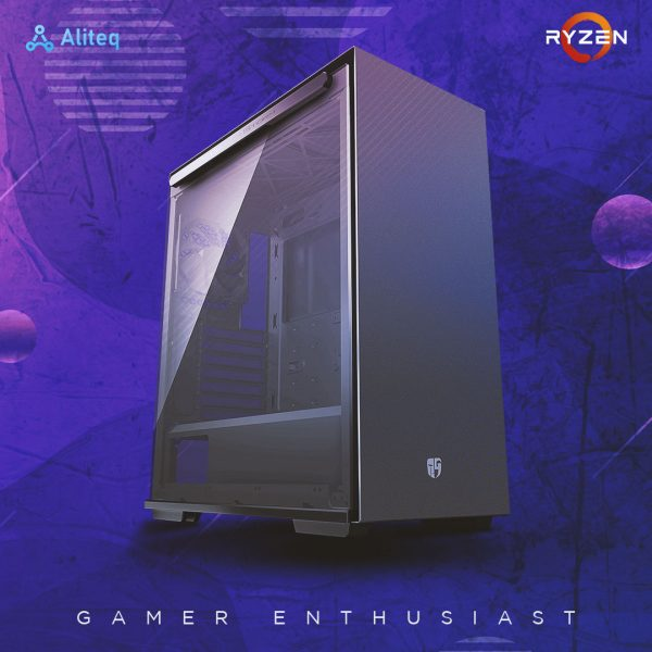 custom gaming pc build nepal, gaming pc aliteq, aliteq nepal, gaming computer, amd gaming pc
