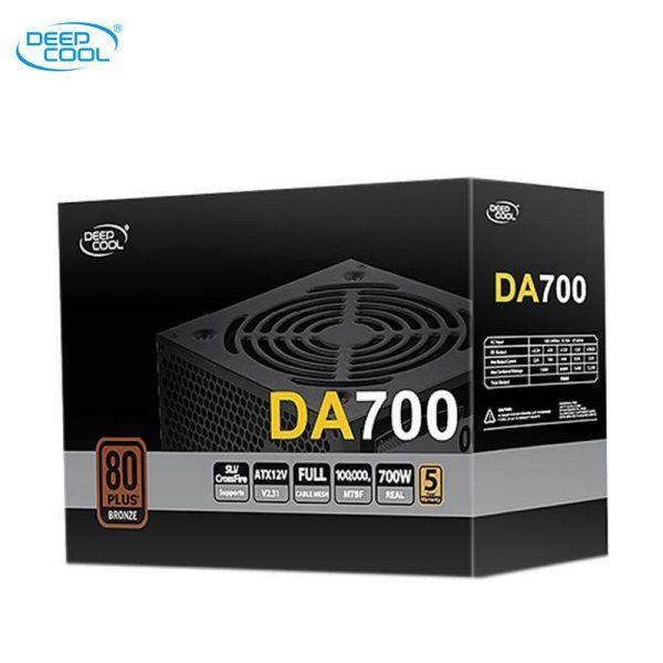 deepcool da700 power supply, deepcool da700 power supply, deepcool nepal, da700 psu, 700w psu, 700w power supply price in nepal, power supply price in nepal