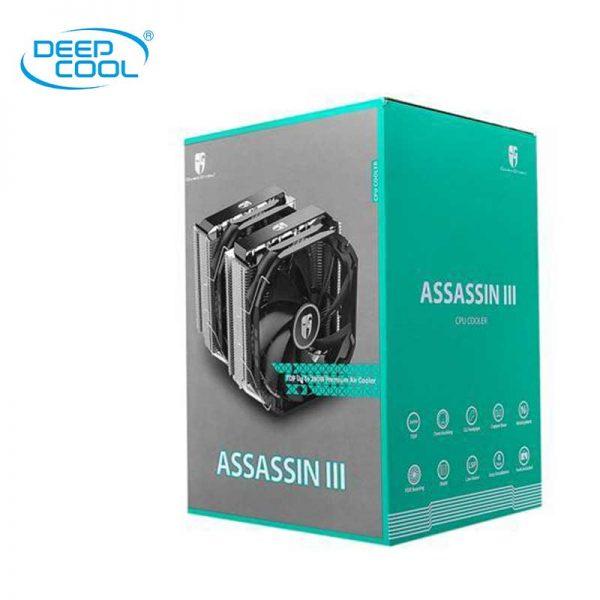 DEEPCOOL ASSASSIN III nepal, DEEPCOOL ASSASSIN III price in nepal, DEEPCOOL ASSASSIN III kathmandu, DEEPCOOL ASSASSIN III cpu cooler, ASSASSIN III cpu cooler, cpu cooler price in nepal