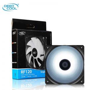 DEEPCOOL RF120W, 120mm case fan, 120mm case fan price in nepal, 120mm price in nepal, deepcool case fan price in nepal, DEEPCOOL RF 120 case fan, DEEPCOOL RF 120 nepal, DEEPCOOL RF 120 price