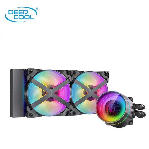 DeepCool CASTLE 240EX RGB nepal, deepcool 240ex nepal, deepcool aio cooler, deepcool liquid cooling, AIO cooler nepal, CPU cooler price in nepal