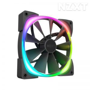 NZXT AER RGB 140mm, nzxt case fan, nzxt case fan price in nepal, case fan price in nepal, rgb case fan price in nepal, nzxt nepal, nzxt price in nepal, 120mm case fan in nepal