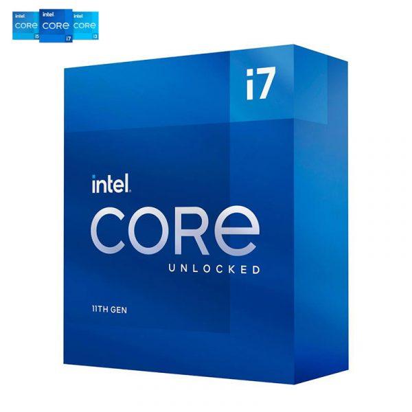 Intel Core i7 11700K, Intel Core i7 11700K nepal, Intel Core i7 11700K price in nepal, i7 11700K price in nepal, Intel Core i7-11700K - Core i7 11th Gen Rocket Lake 8-Core 3.6 GHz LGA 1200 125W Intel UHD Graphics 750 Desktop Processor