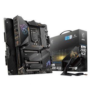 MSI Z590 Motherboard, MSI MEG Z590 ACE Gaming Motherboard price nepal, MSI MEG Z590 ACE Gaming Motherboard price in nepal, msi motherboard nepal, gaming motherboard nepal, msi gaming motherboard, msi nepal