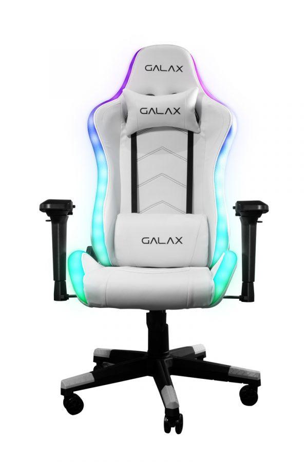 GALAX Gaming Chair white, galax nepal, galax chair nepal, galax gaming chair nepal, gaming chair, best gaming chair,